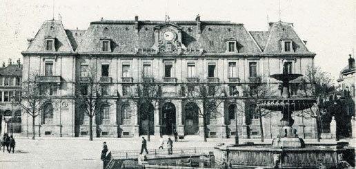 Palais de l'Université (1858)