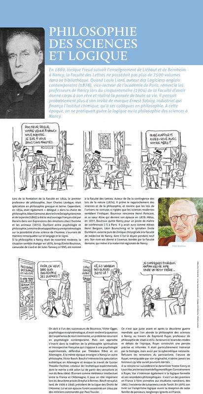 Philosophie des sciences et Logique