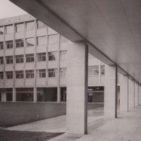 Campus de la Faculté de Lettres