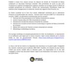 Proclamation des récompenses ministérielles, des prix ministériels, des mentions honorables et des résultats des concours