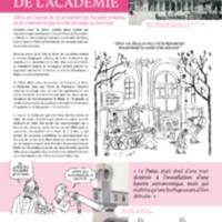 Le Palais de l'Académie
